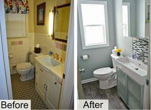 MODERN-DIY-Before-and-After-Bathroom-Renovation-Ideas